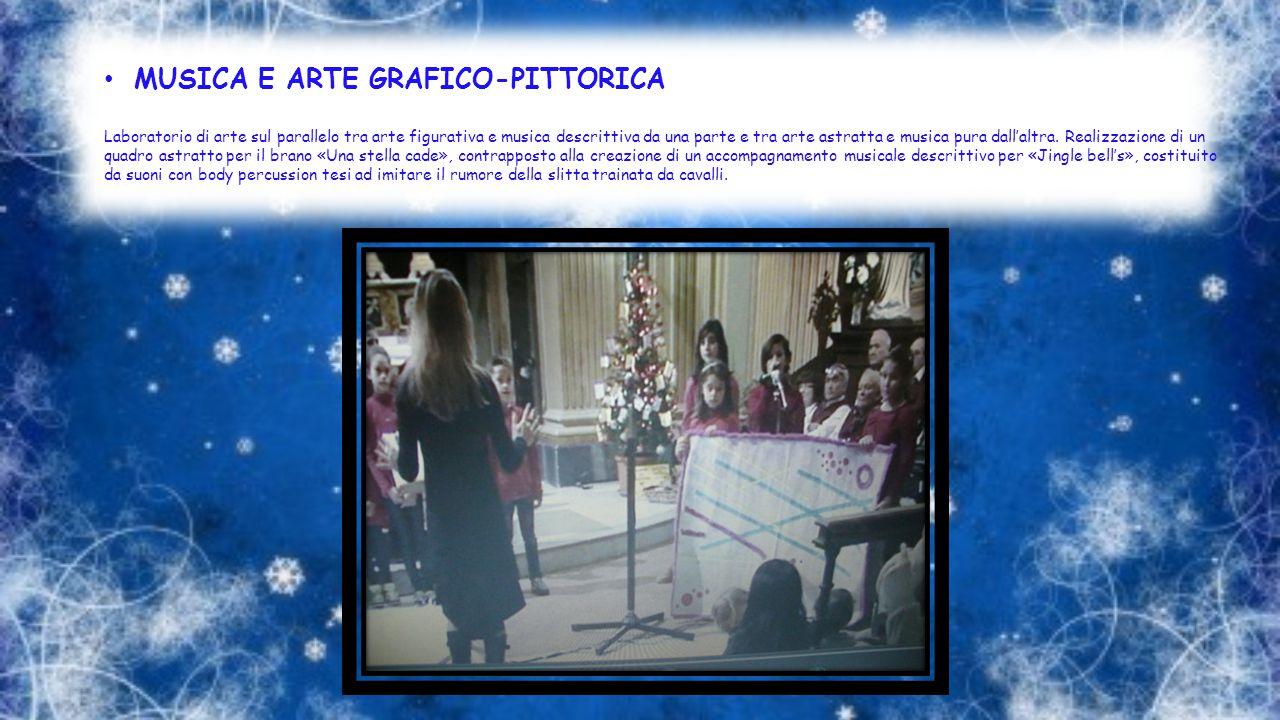 MUSICA E ARTE GRAFICO-PITTORICA