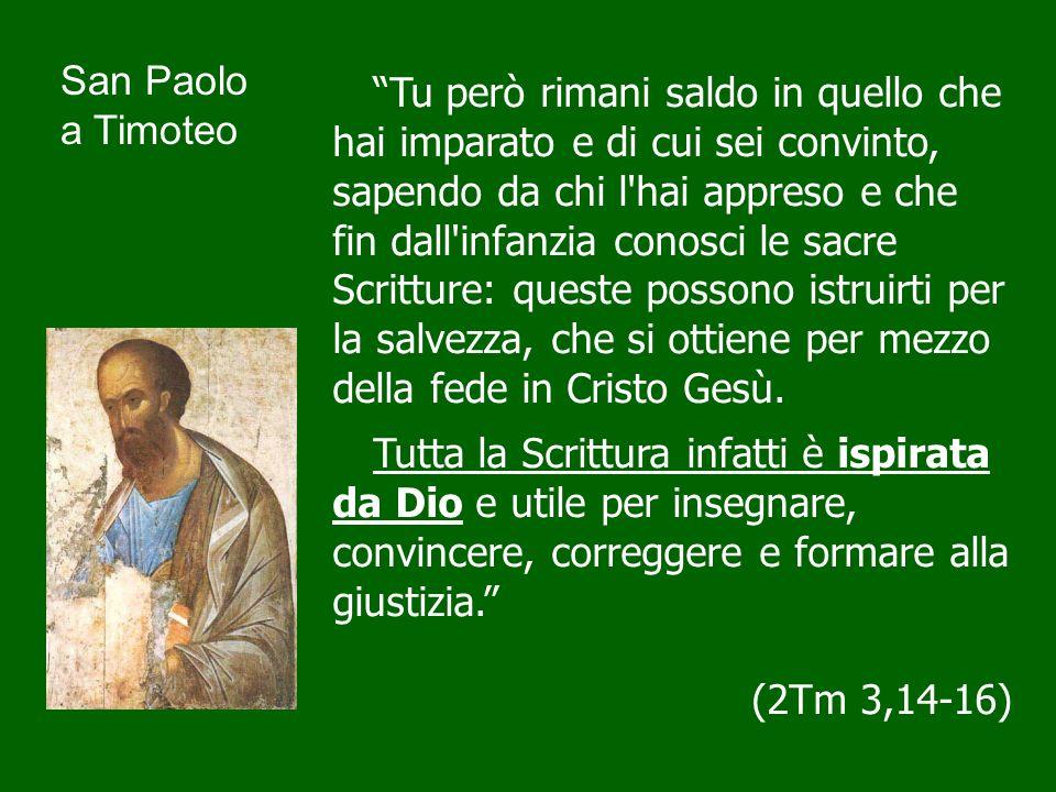 San Paolo a Timoteo