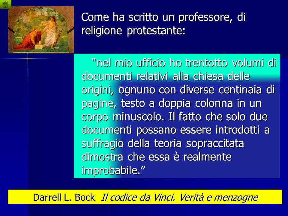 Darrell L. Bock Il codice da Vinci. Verità e menzogne
