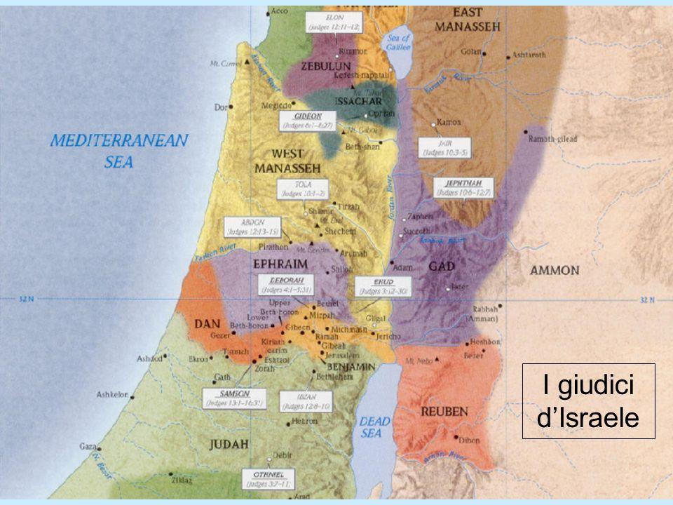 I giudici d'Israele