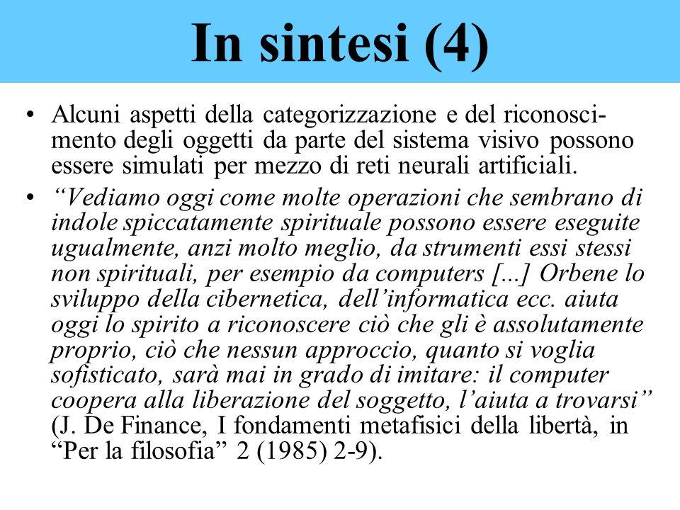 In sintesi (4)