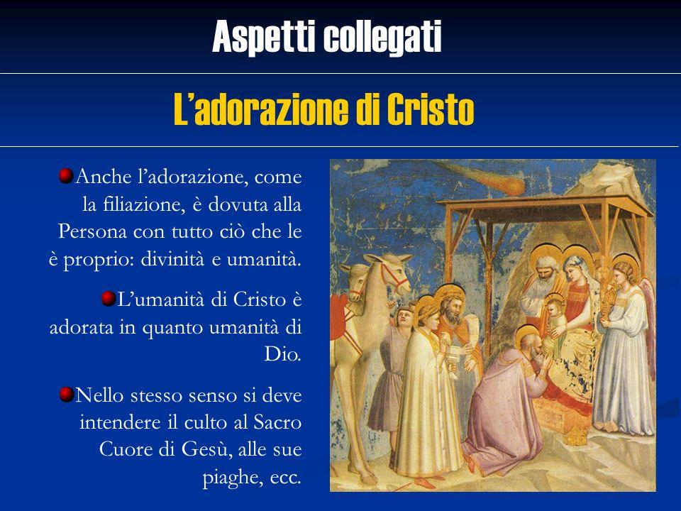 L'adorazione di Cristo