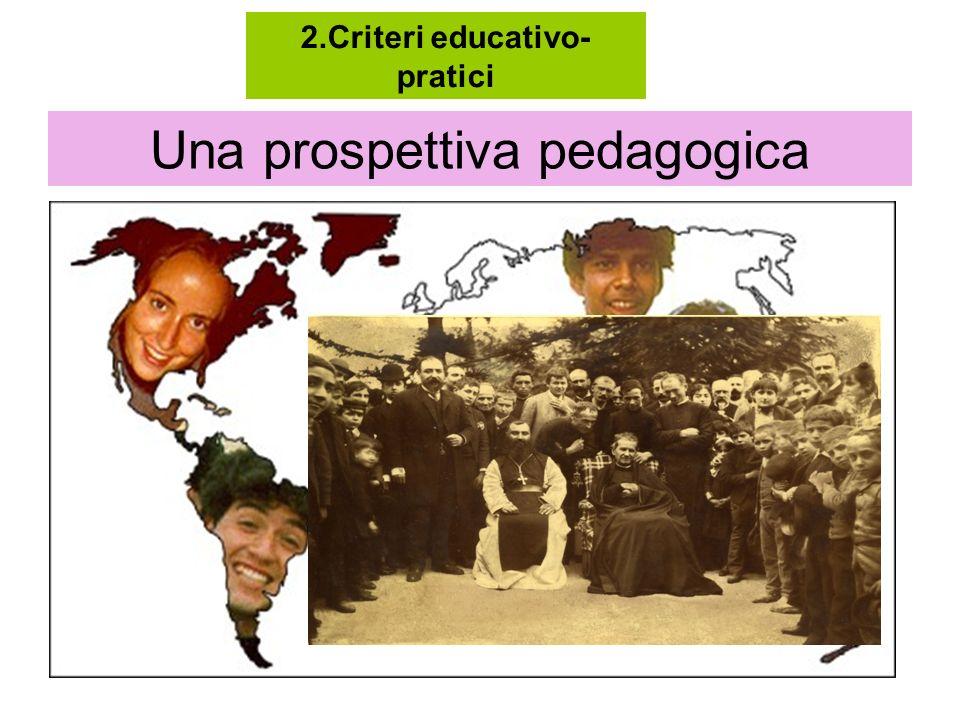 Una prospettiva pedagogica