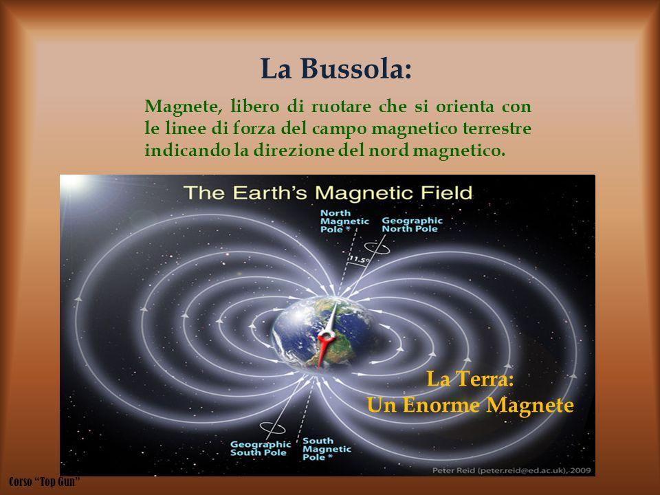 La Bussola: La Terra: Un Enorme Magnete