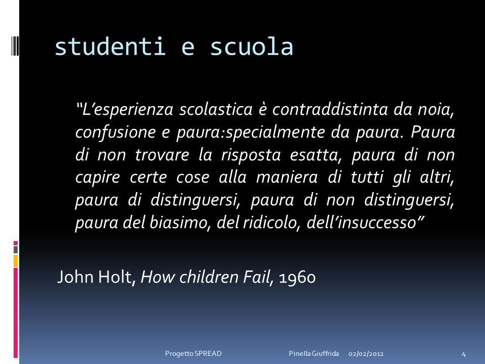 studenti e scuola