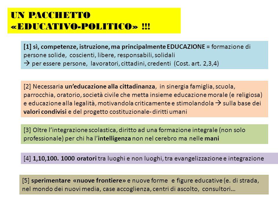 «EDUCATIVO-POLITICO» !!!