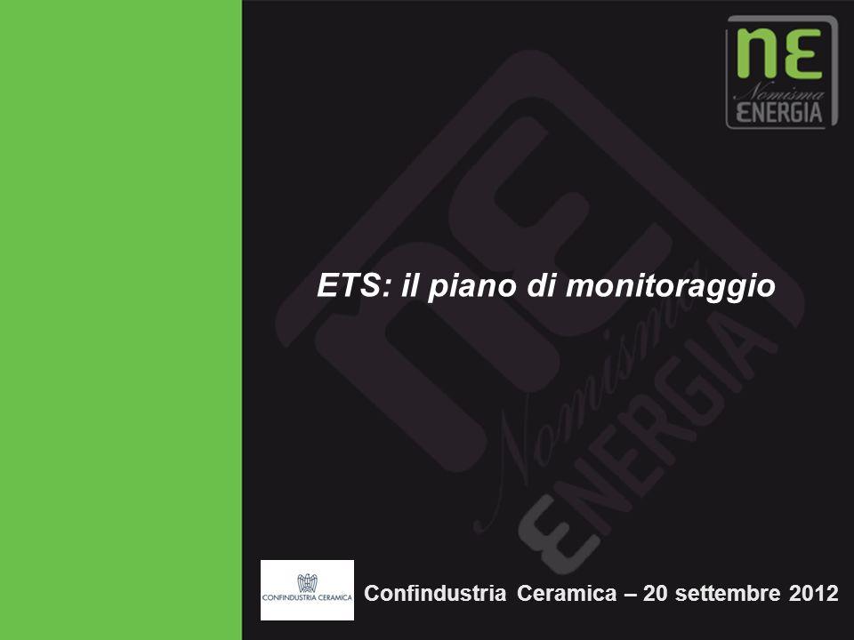 ETS: il piano di monitoraggio