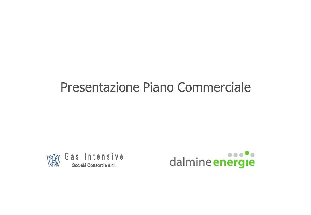 Presentazione Piano Commerciale
