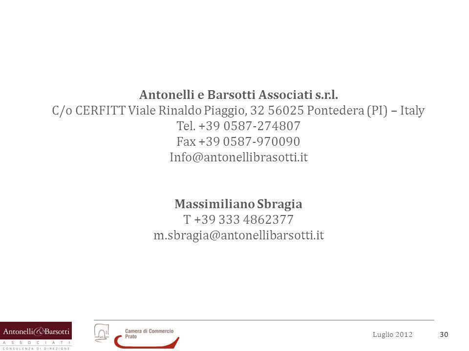 Antonelli e Barsotti Associati s.r.l.