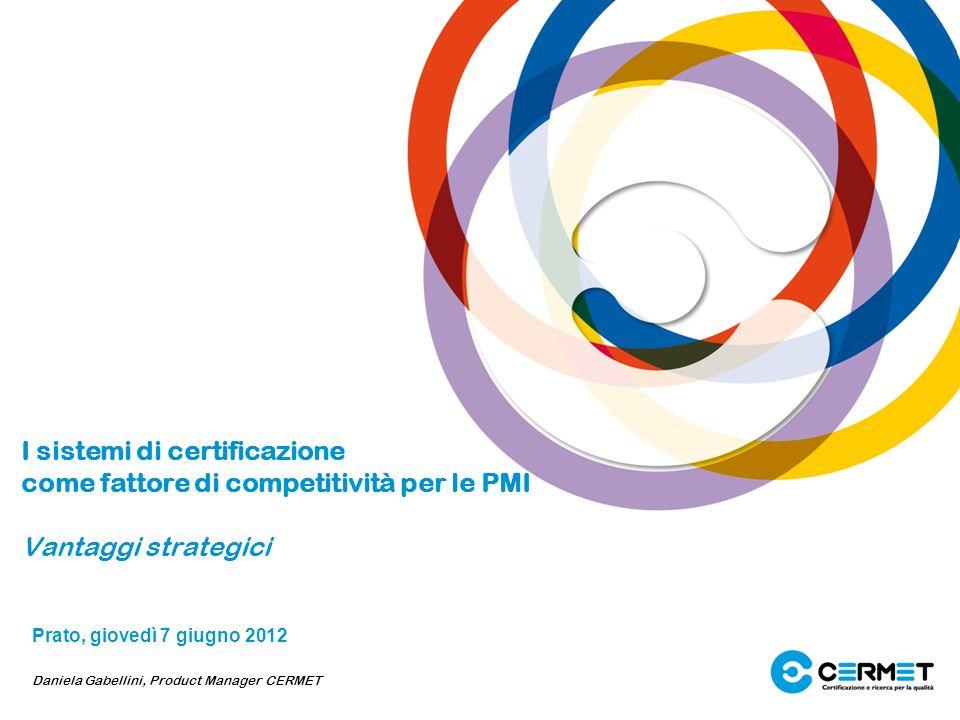 I sistemi di certificazione come fattore di competitività per le PMI