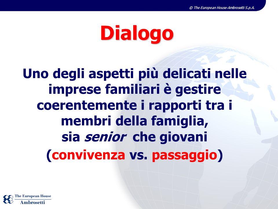 (convivenza vs. passaggio)