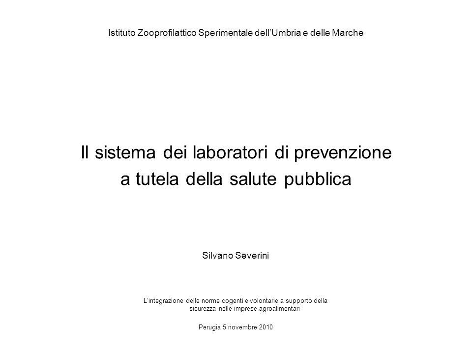 Istituto Zooprofilattico Sperimentale dell'Umbria e delle Marche