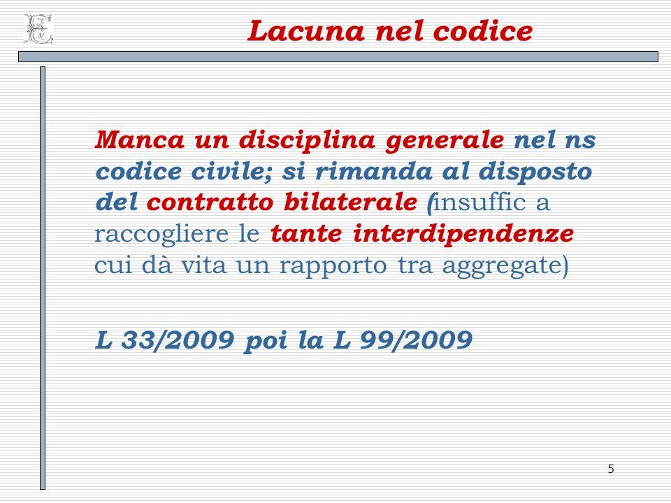 Lacuna nel codice