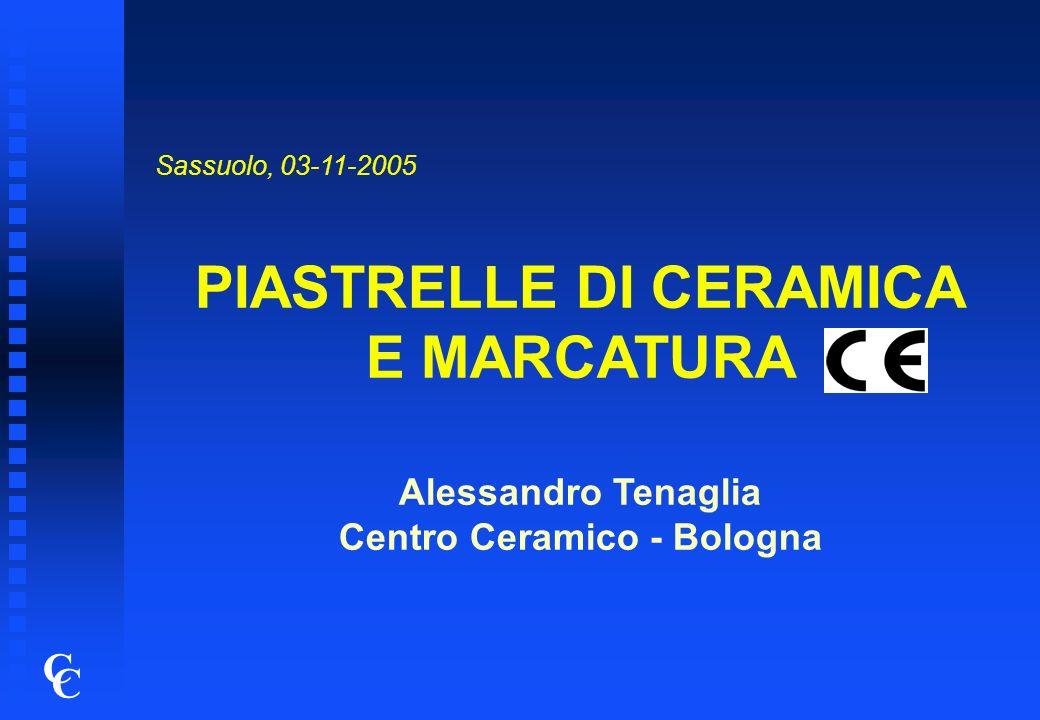 PIASTRELLE DI CERAMICA Centro Ceramico - Bologna