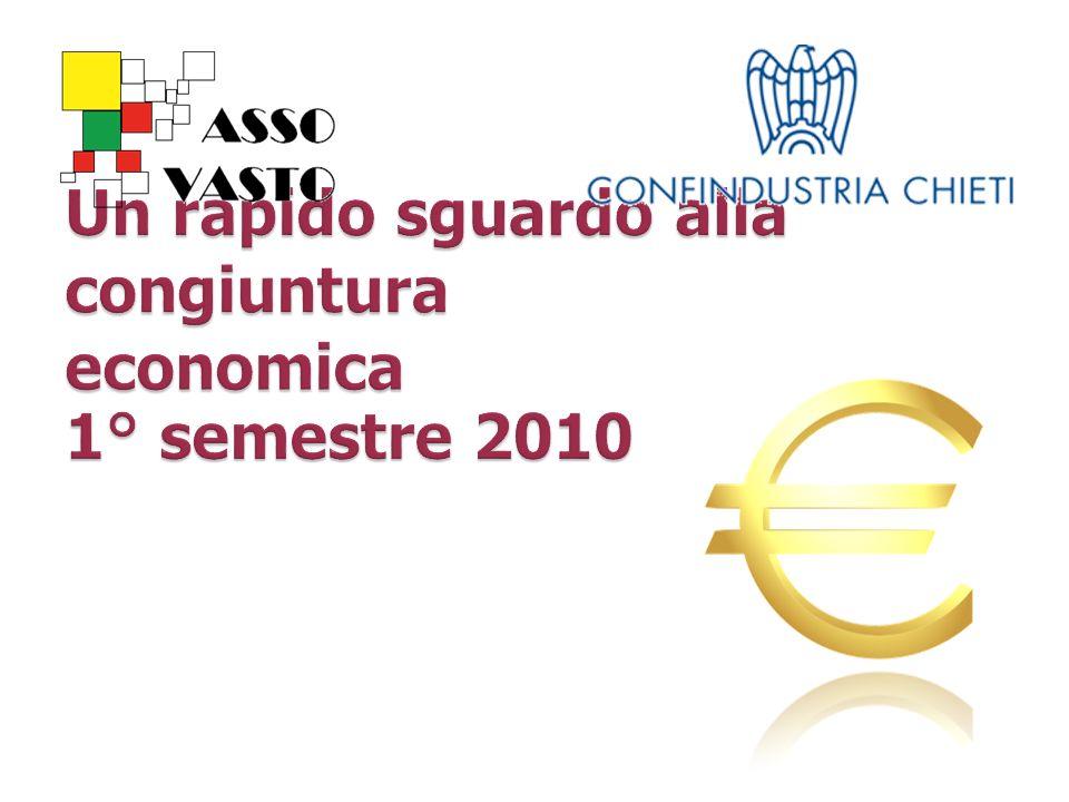 Un rapido sguardo alla congiuntura economica 1° semestre 2010