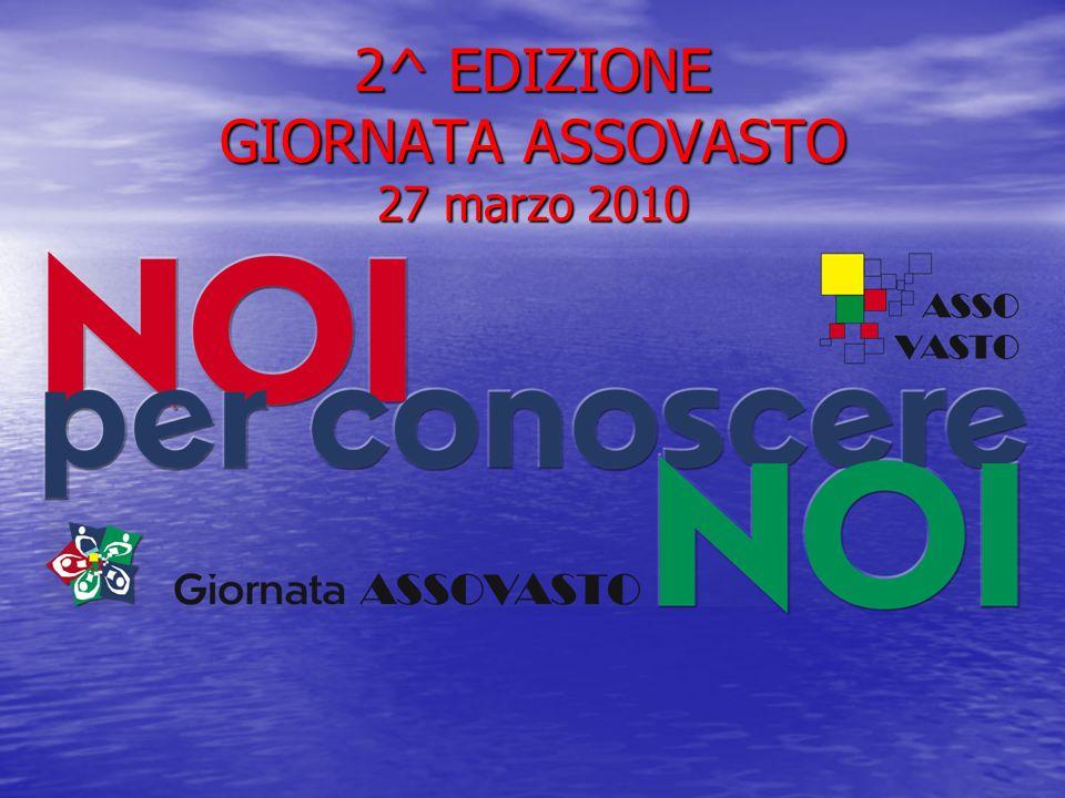 2^ EDIZIONE GIORNATA ASSOVASTO 27 marzo 2010