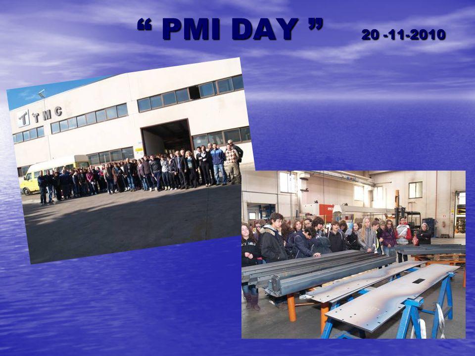 PMI DAY 20 -11-2010