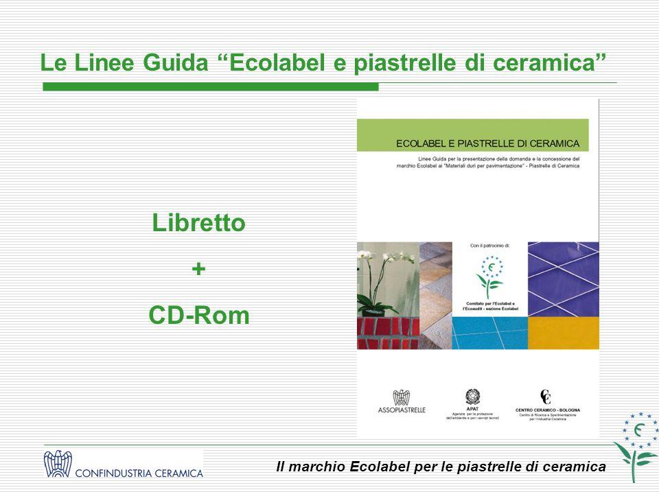 Le Linee Guida Ecolabel e piastrelle di ceramica