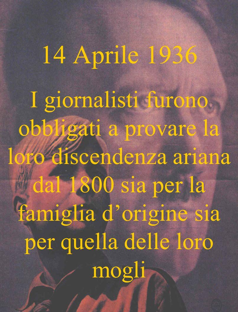 14 Aprile 1936