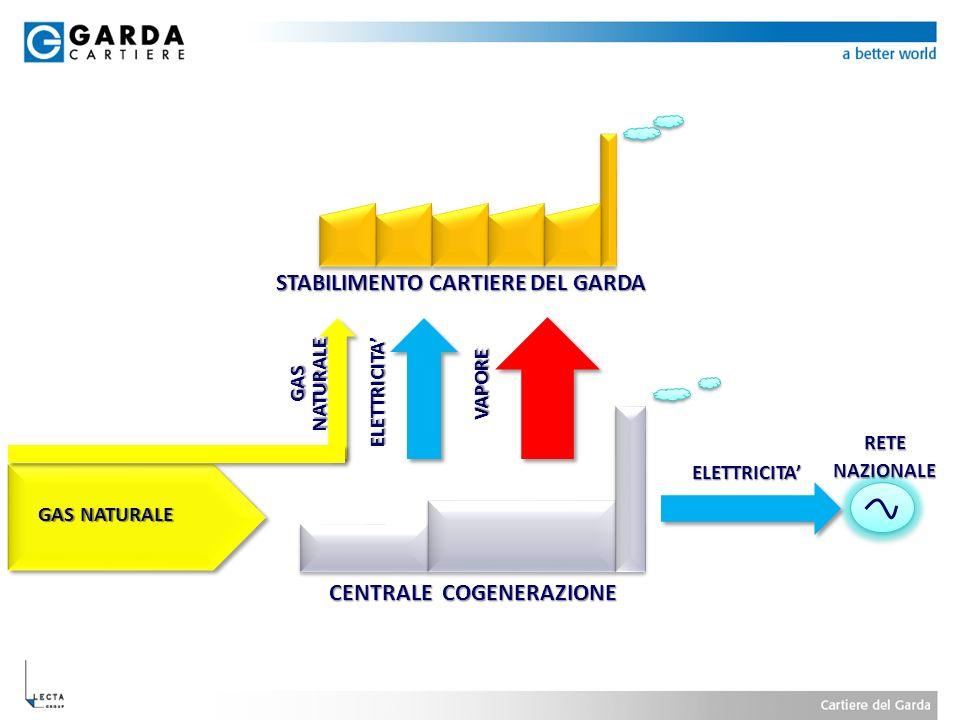 STABILIMENTO CARTIERE DEL GARDA CENTRALE COGENERAZIONE