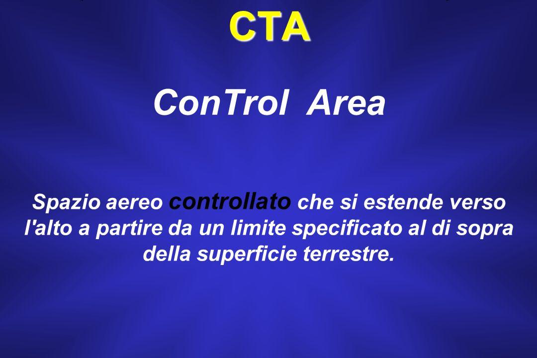 CTA ConTrol Area.