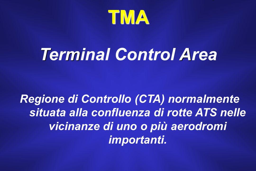 TMA Terminal Control Area