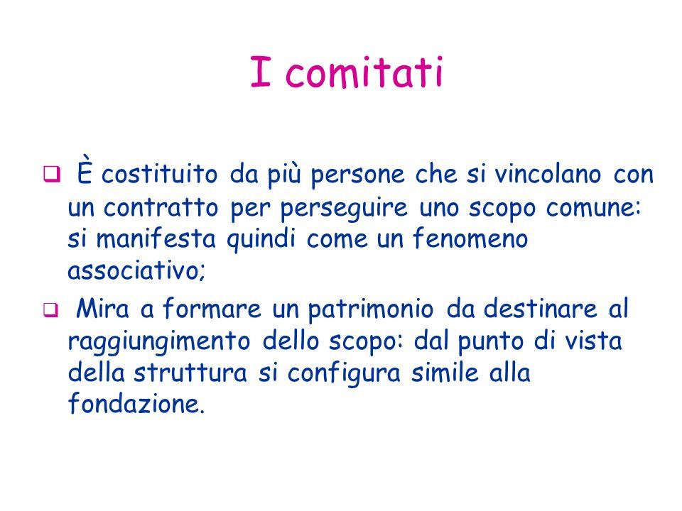 I comitati