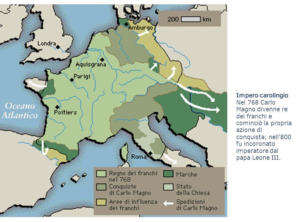 . Impero carolingio.