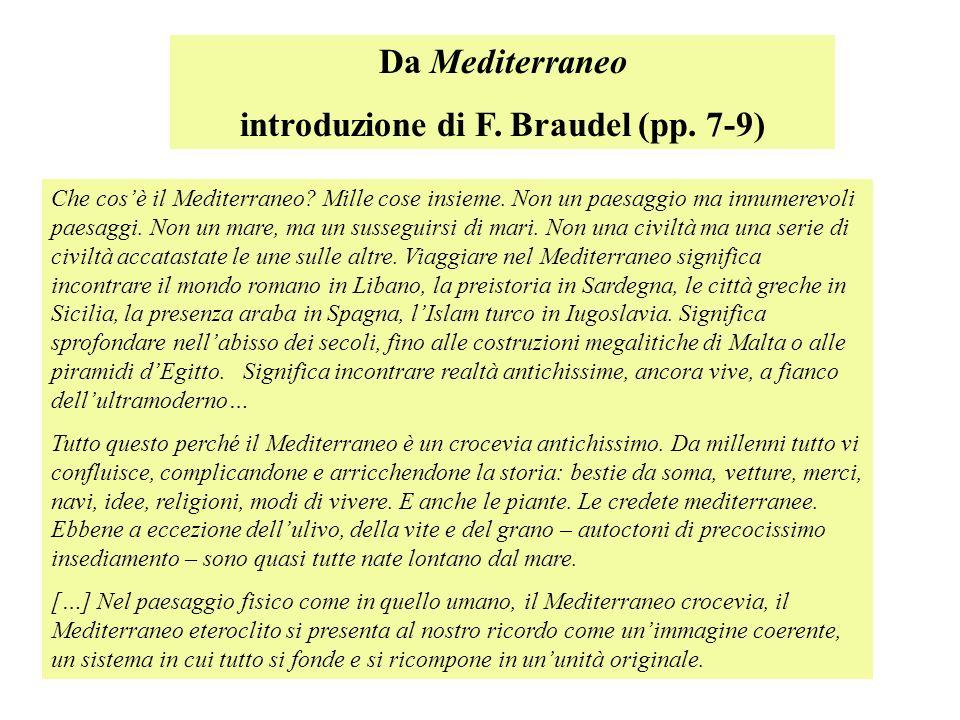 introduzione di F. Braudel (pp. 7-9)