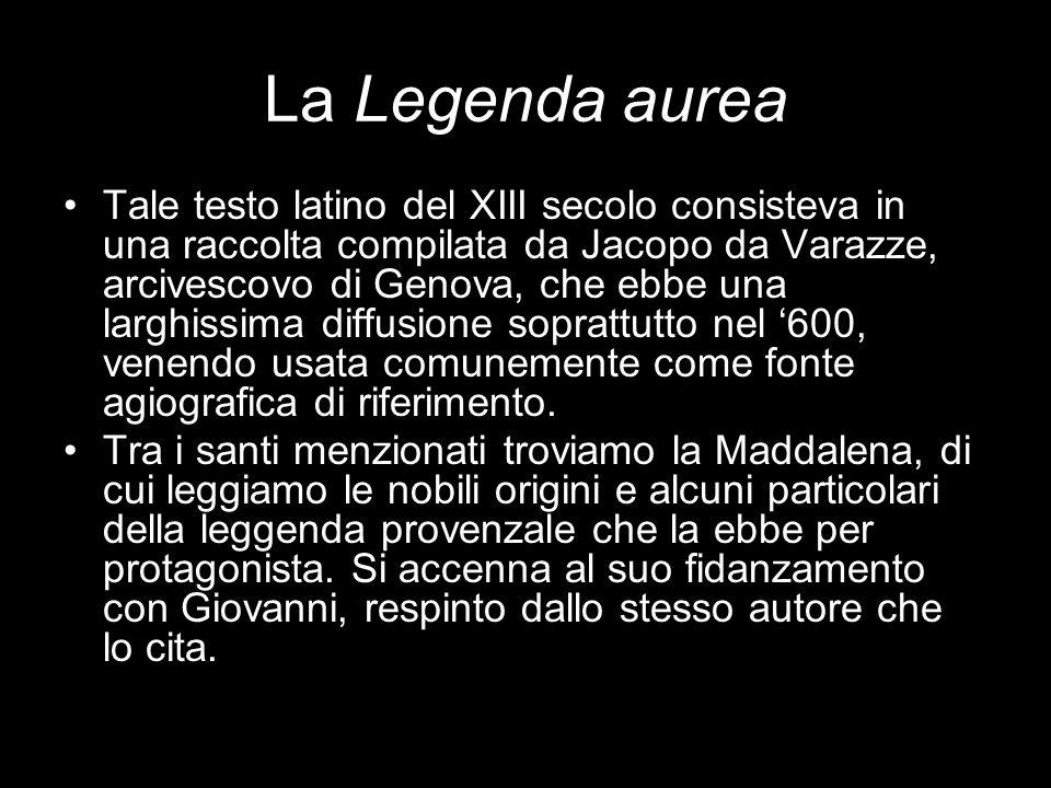 La Legenda aurea
