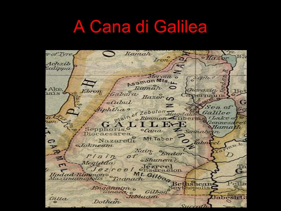 A Cana di Galilea