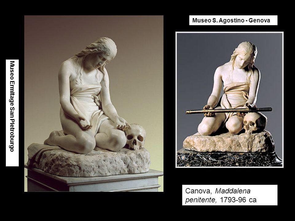 Canova, Maddalena penitente, 1793-96 ca