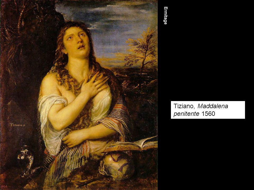 Tiziano, Maddalena penitente 1560