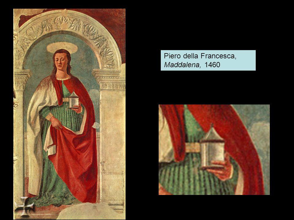 Piero della Francesca, Maddalena, 1460