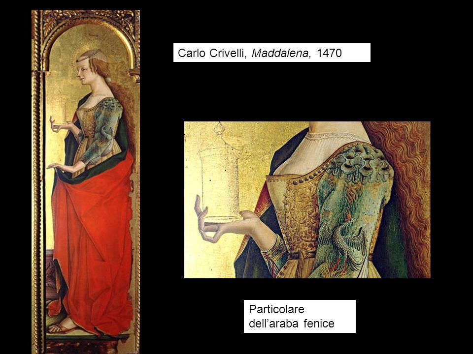 Carlo Crivelli, Maddalena, 1470