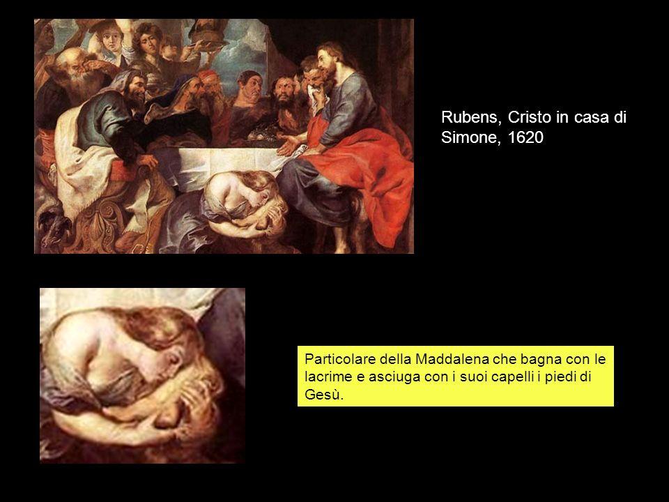 Rubens, Cristo in casa di Simone, 1620