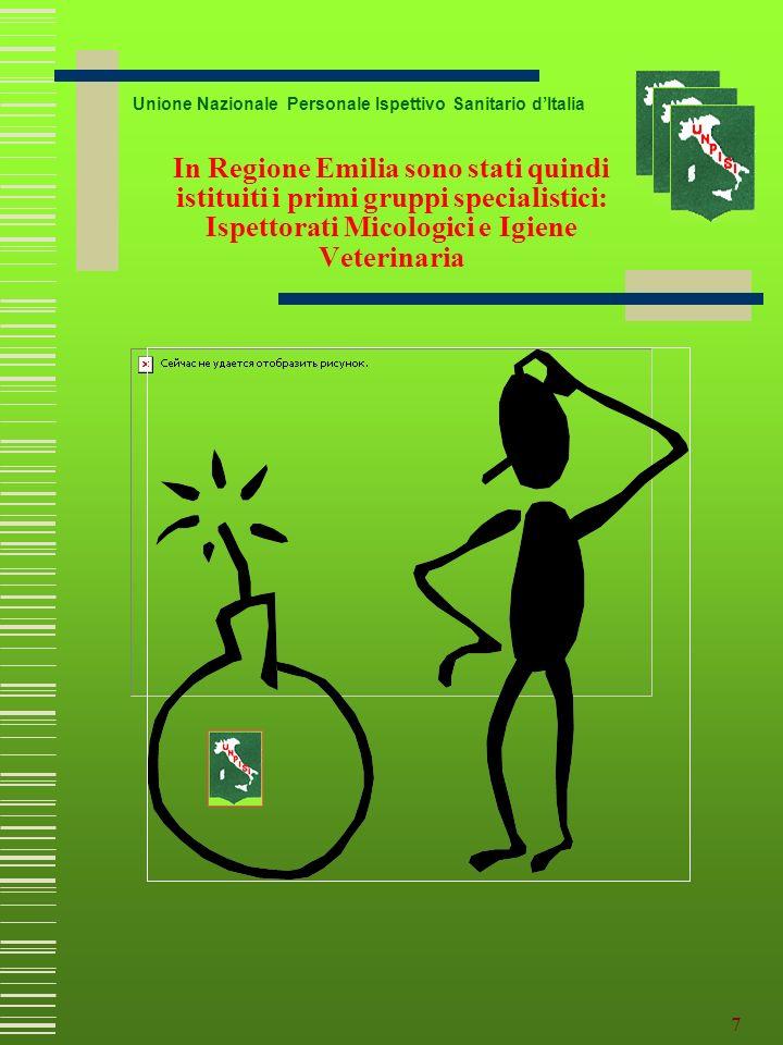 Unione Nazionale Personale Ispettivo Sanitario d'Italia