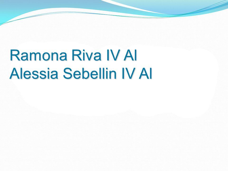 Ramona Riva IV Al Alessia Sebellin IV Al