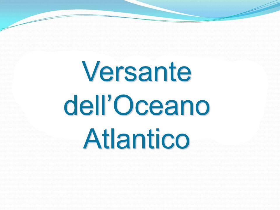 Versante dell'Oceano Atlantico