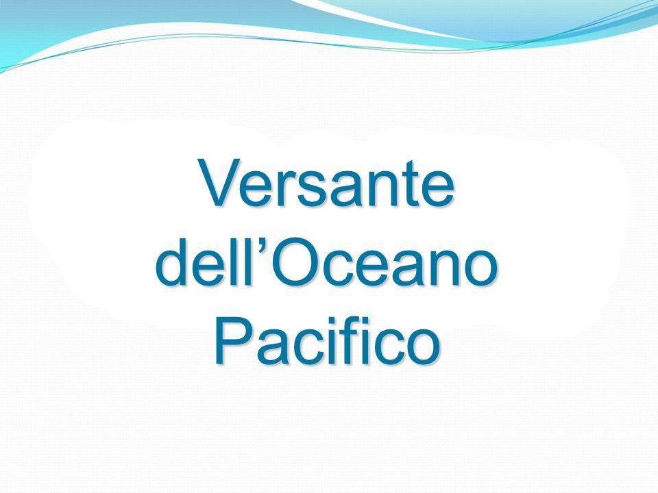 Versante dell'Oceano Pacifico