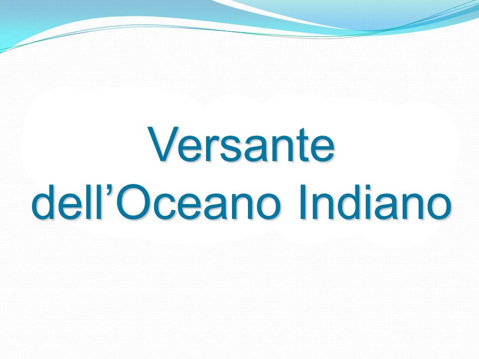 Versante dell'Oceano Indiano