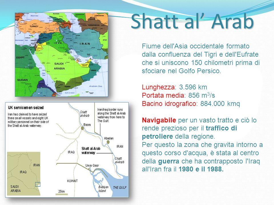 Shatt al' Arab