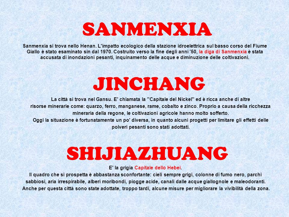 SANMENXIA JINCHANG SHIJIAZHUANG