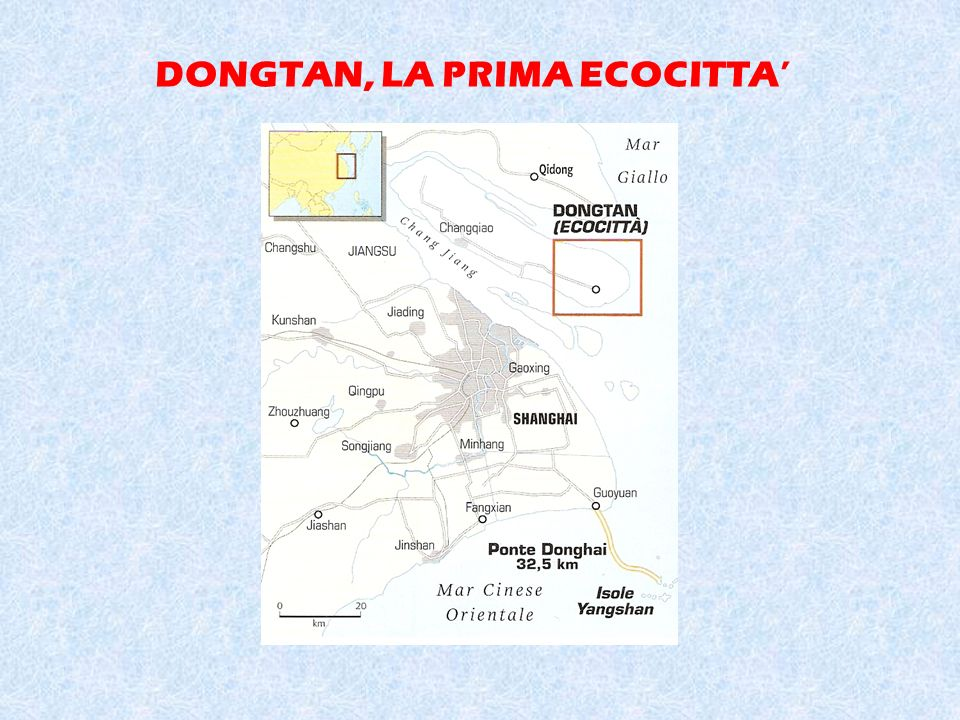 DONGTAN, LA PRIMA ECOCITTA'
