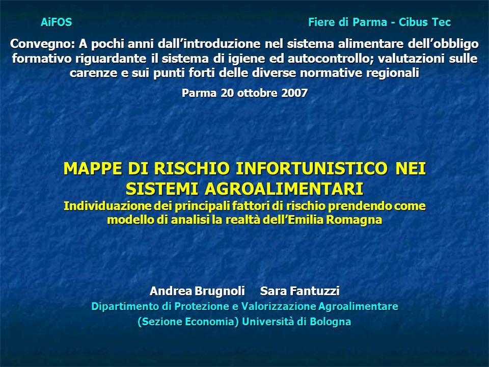 AiFOS Fiere di Parma - Cibus Tec