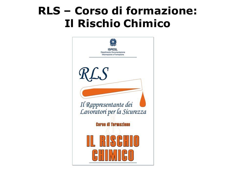 RLS – Corso di formazione:
