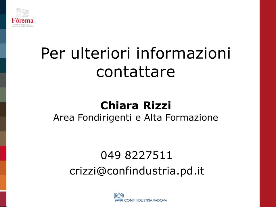 049 8227511 crizzi@confindustria.pd.it