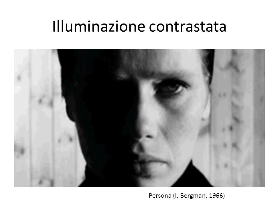 Illuminazione contrastata