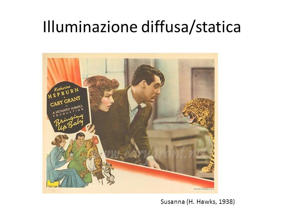 Illuminazione diffusa/statica