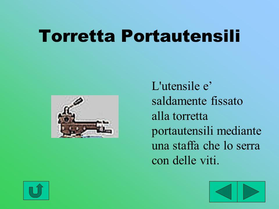 Torretta Portautensili